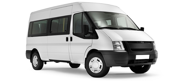 book a minibus with driver